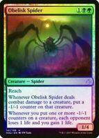 Obelisk Spider FOIL Hour of Devastation x1 - MTG - Mint/NM Pack Fresh