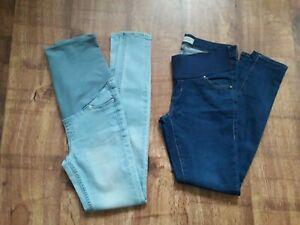 2 X Maternity Jeans Size 8