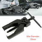 2-jaw Extractor 70mm Disassemble Gear Bearing Puller Remover Hand Tool Repair