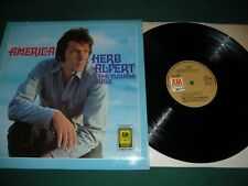 HERB ALPERT & THE TIJUANA BRASS LP - AMERICA