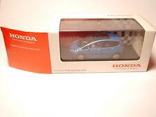 Honda Jazz (fit) 5 puertas 5 Doors 2001-2004 azul Blue Metallic, EBBRO 1:43 camello!
