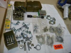 5385. Konvolut Fahrradteile Fahrrad Teile Ersatzteile Schraube 1,5 kg