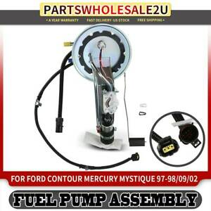For 1997-2002 Mercury Grand Marquis Electric Fuel Pump In-Tank Bosch 14856RX