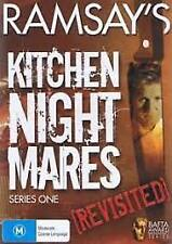 Ramsay's Kitchen Nightmares [Revisited] Series 1 DVD New