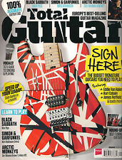 TOTAL GUITAR 244 September 2013 Learn to Play Black Sabbath Arctic Monkey TAB CD