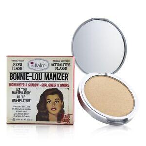 NEW TheBalm Bonnie Lou Manizer (Highlighter & Shadow) 9g Womens Makeup