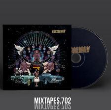 Big Krit - Return Of 4eva Mixtape (Full Artwork CD Art/Front Cover/Back Cover)