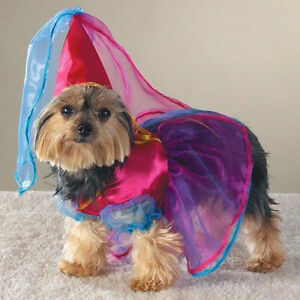 Casual Canine FAIRY PRINCESS Dog Pet Halloween Costume CLEARANCE!