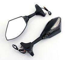Turn Signal Retrovisor Espejo Mirrors Para Honda VFR750 VFR800 VFR 750 800 LED