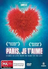 PARIS, JE T'AIME DVD=2 DISC SPECIAL EDITION=FRENCH LAGUAGE=REGION 4=NEW $ SEALED