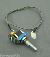 "DENON DCD-1560 Audiophile CD Repair Part - ""DIGITAL OUT"" Selector Switch Knob"