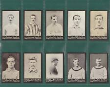 NOSTALGIA CLASSICS - 20 SETS OF 50 - SINGLETON  &  COLE  ' FOOTBALLERS '  CARDS
