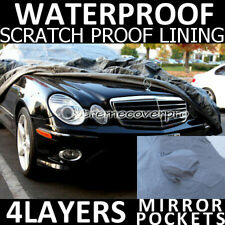 2011 BUICK LUCERNE 4LAYERS WATERPROOF CAR COVER w/MirrorPocket