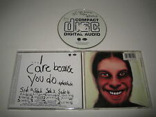 Aphex Twin/I Care because you do (Sire/61790 2) CD Album