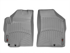 WeatherTech FloorLiner for Hyundai Santa Fe w/2 knobs 2010-2012 -1st Row - Grey