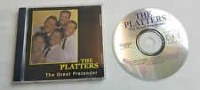 the platters great pretender (CD 1993) free shipping