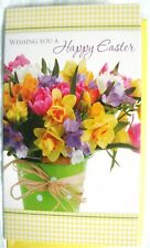 WISHING YOU A HAPPY EASTER - SMALL EASTER GREETING CARD