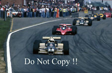 Riccardo Patrese Arrows A1 Belgian Grand Prix 1979 Photograph