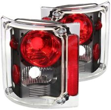 "Anzo 211016 Tail Light Assembly 18"" L x 8"" W x 4"" H For 89-91 V2500 Suburban NEW"