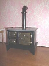 METAL KITCHEN  STOVE FOR YOUR DOLL HOUSE - MINIATURE