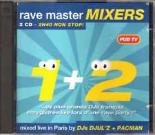 Compilation - Rave Master Mixers 1 + 2 (2 CD) - 1993 - Techno DJ's Master Mix
