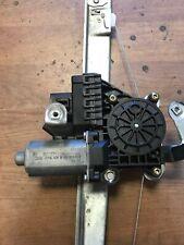 FORD MONDEO 2001-2007 OFFSIDE Drivers REAR WINDOW MOTOR REGULATOR 130821772