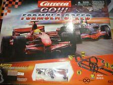 Carrera GO! Formula Speed 62111 1:43Slot Cars