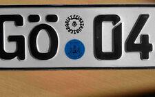 1x AU Plakette Feinstaubterrorist Kennzeichen Aufkleber  Diesel co2 35x35mm