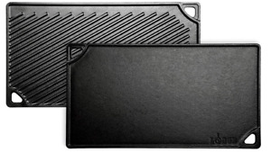New Lodge Pre-Seasoned Cast Iron Reversible Grill/Griddle (LDP3)