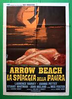 M34 Manifesto 2F Arrow Beach Die Strand Der Angst Laurence Harvey Joanna Pett