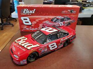 2002 Dale Earnhardt Jr. #8 Budweiser 1:18 Action NASCAR DieCast MIB 1/3504