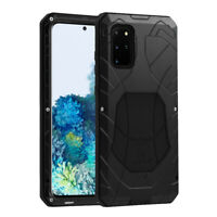 iMATCH Metall Outdoor Schutzhülle Case Cover f Samsung S21 S20 Plus Note20 Ultra