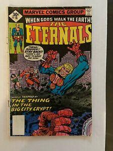 Eternals #16 Comic Book