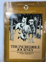 The Incredible Journey by Sheila Burnford        H