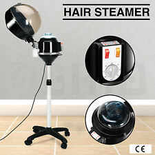 Beautiful Professional Salon Hair Steamer Rolling Stand Beauty Color Processor