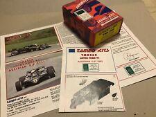 Kit Tameo TMK268 - Lotus Ford 91 - Elio De Angelis - 1982 Austrian GP Winner