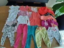 Kleidungspaket Kleider Set  Baby Mädchen H&M usw. Gr. 74 / 80