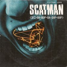 CD SINGLE 3 TITRES--JOHN SCATMAN--SCATMAN--1995