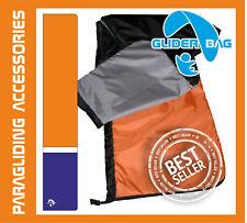 New Concertina Bag. Fast Paragliding Bag, Schnellpacksack für Gleitschirm.