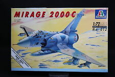 XY069 ITALERI 1/72 maquette avion 012 Mirage 2000 C Armée France