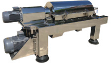 Decanter Centrifuge for liquid and solid separation