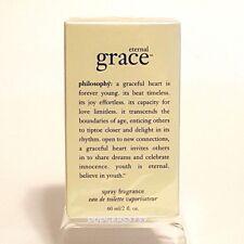 Philosophy ETERNAL GRACE SPRAY 2 oz FULL SIZE!  NEW- SEALED-BOXED!! AMAZING!