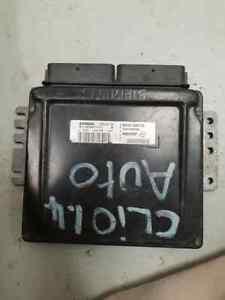 S118301111 A 8200189312 CLIO MK2 ENGINE ECU SIEMENS RENAULT