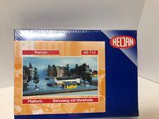 Heljan HO Scale Train Platform Kit #714 Factory SEALED