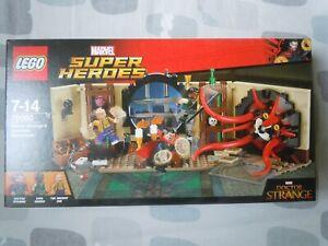 LEGO MARVEL SUPER HEROES 76060 DOCTOR STRANGE'S SANCTUM SANCTORUM NEUF