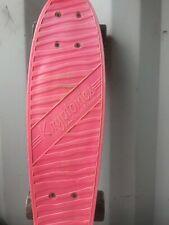 Kryptonics Torpedo Skateboard Short board