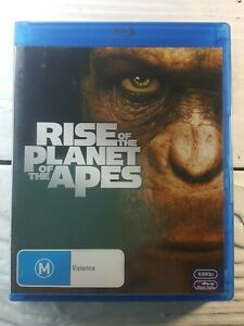 Rise Of The Planet Of The Apes (Blu-ray/DVD)Terrific Condition
