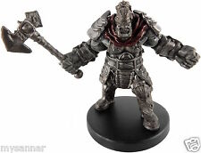 D&D mini ORC (Fighter) Dungeons & Dragons MM Pathfinder Miniature