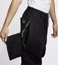 Nike Nikelab Mens NRG ACG Cargo Pants Black AQ3524-010 NWT Men Size Medium