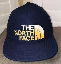 The North Face Sunwashed Baseball Cap, Shady Blue/Amber - One Size, Unisex - New